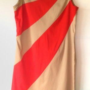 Evan Picone Sleeveless Sheath Casual Dress size 14